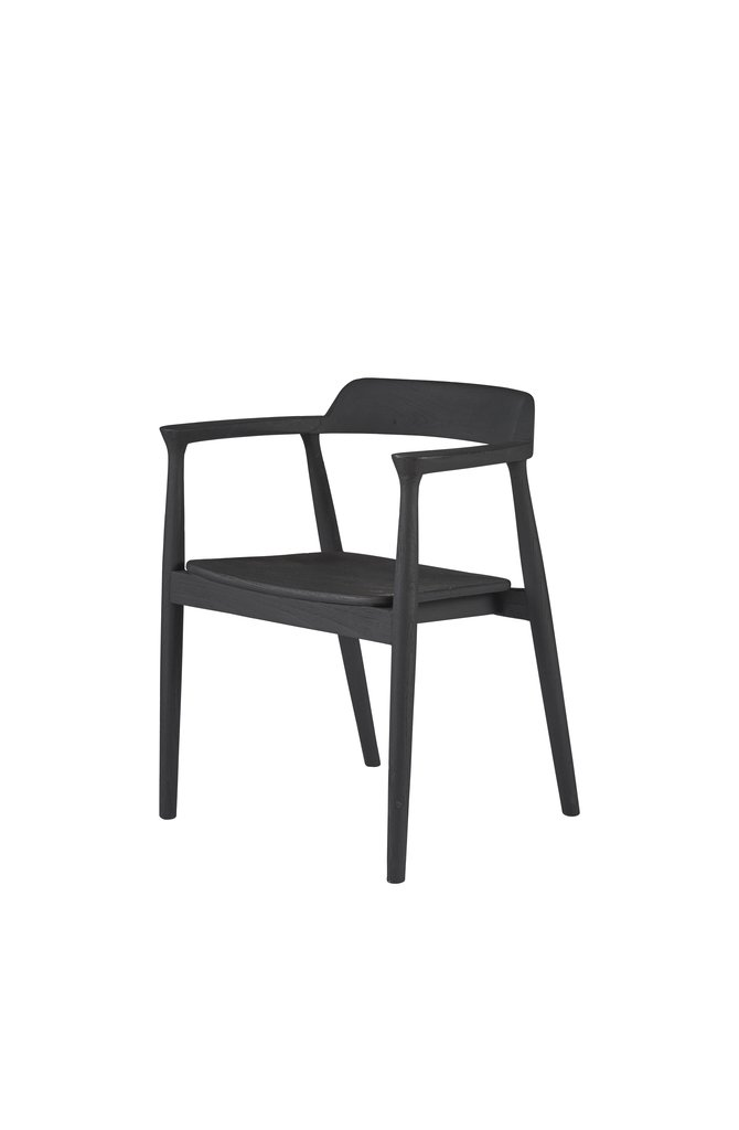 interiör möbler matstol stol teak wikholm form wikholm interiör