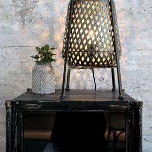Lampa Golvlampa metall belysning