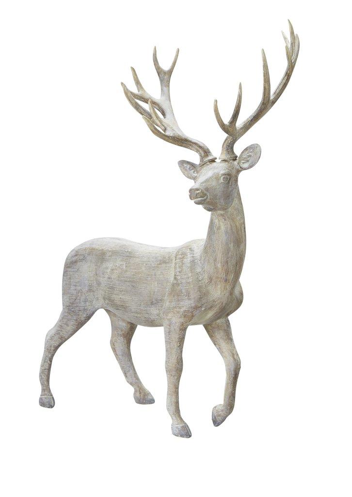 hjort jul juldekoration dekoration julpynt